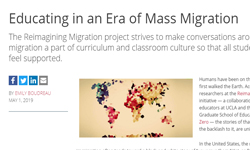 Educating in an Era of Mass Migration